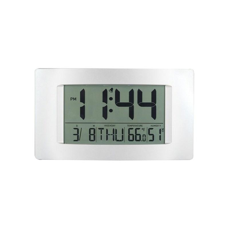 Digitech Multi-Function LCD Wall Clock - Desktop Overview 1