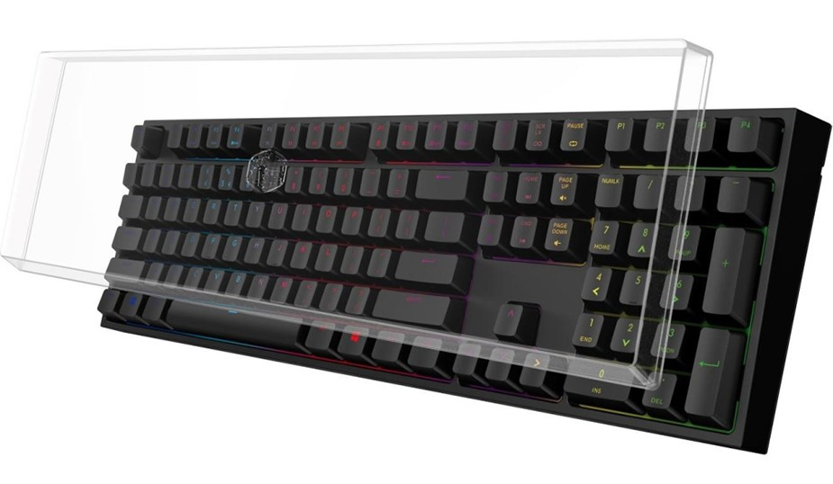 Cooler Master Dust Cover for MasterKeys Pro L Gaming Keyboard - Desktop Overview 1
