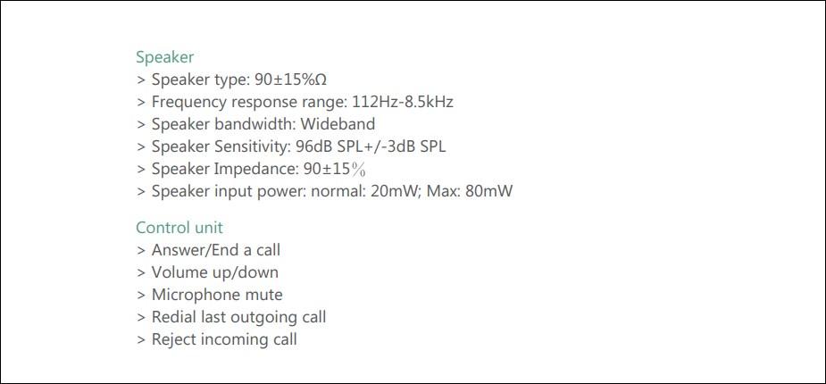 Yealink YHS33-USB Monaural USB Headset - Desktop Overview 3