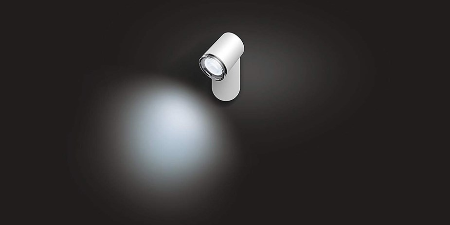 Philips Hue Adore White Ambience Single-Spot Bathroom Light - Overview 3