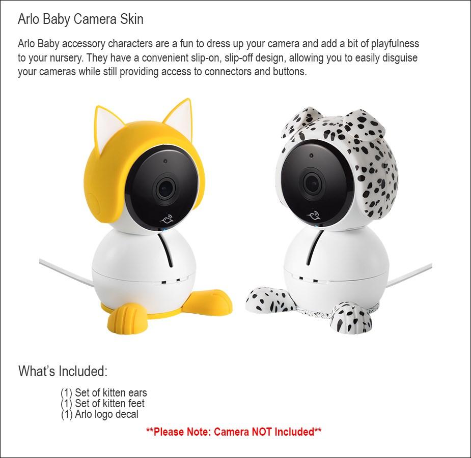 Arlo Baby Kitten Character Skin - Desktop Overview 1