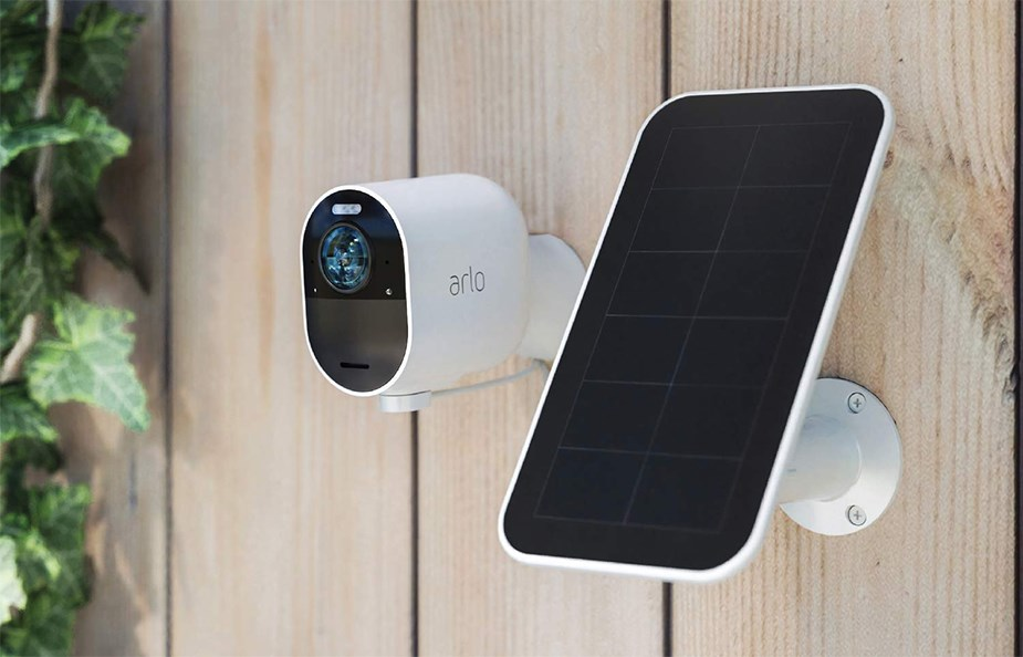 Arlo Ultra Solar Panel Charger - Desktop Overview 1