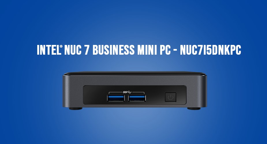Intel NUC Logitech Video Conference Bundle Deal - Medium Room - Overview 1