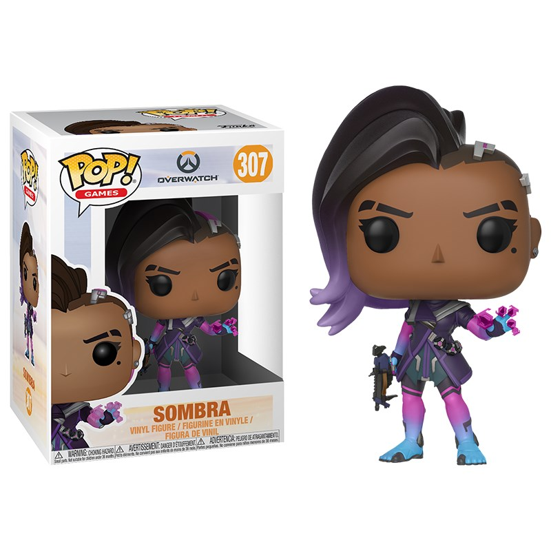 Overwatch - Sombra Pop! Vinyl - Desktop Overview 1