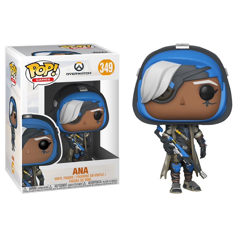 Overwatch - Ana Pop! Vinyl - Overview 1