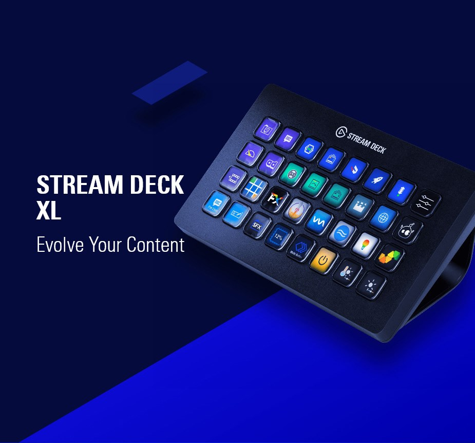 Elgato Stream Deck XL - Overview 1