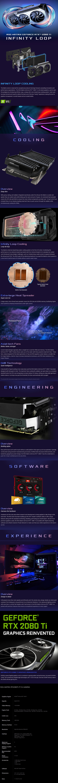 ASUS GeForce RTX 2080 Ti ROG Matrix 11GB Video Card - Overview 1