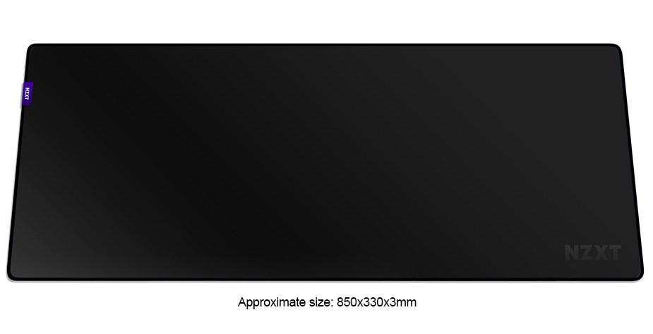 NZXT Large Mousepad - Overview 1