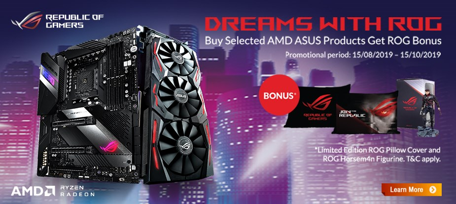 ASUS AMD Radeon RX 5700 8GB Video Card - ASUS RX5700-8G