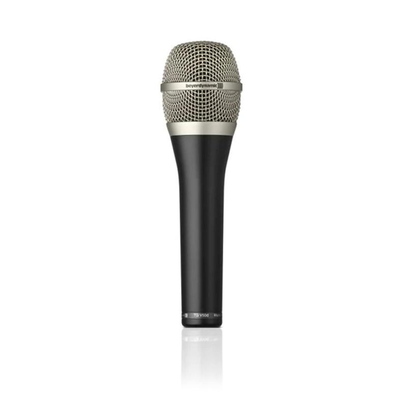 Beyerdynamic TG V50D Live Vocal Microphone - Overview 1