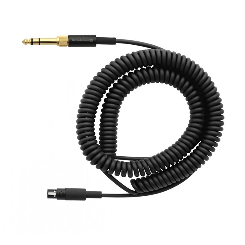 Beyerdynamic WK 1000 07 5m Coiled Cable for DT 1770 Pro - Overview 1