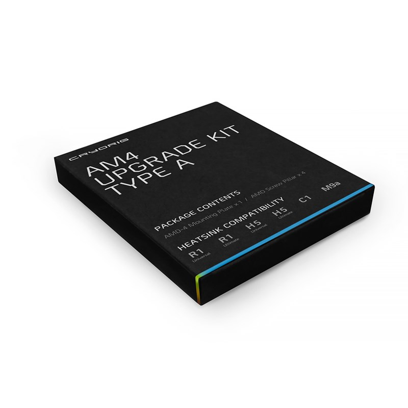 Cryorig AM4 Upgrade Kit Type AR - Overview 1