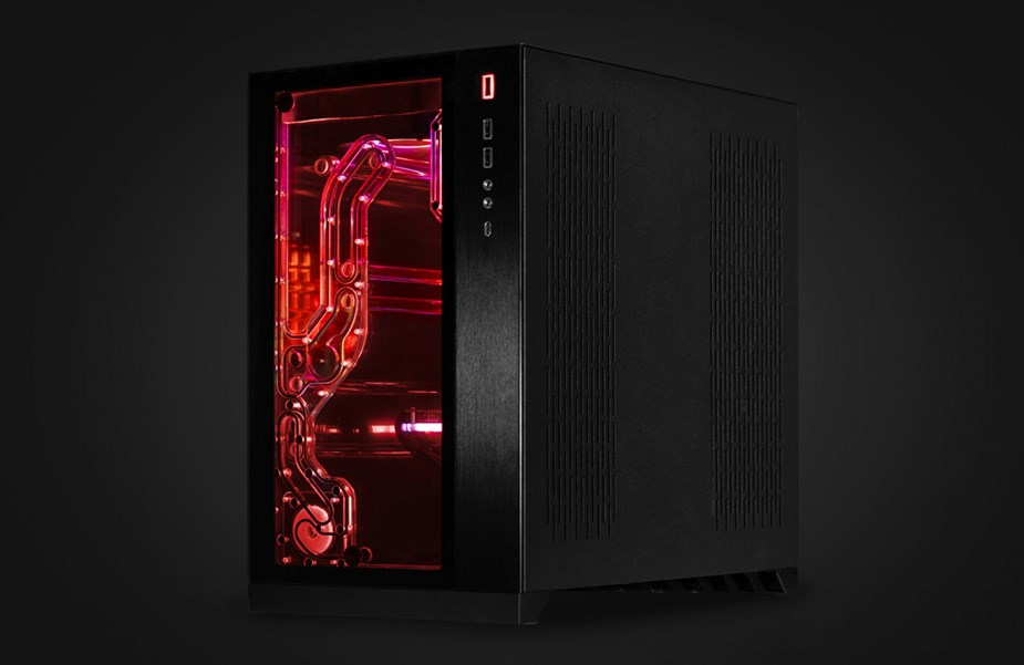 EKWB EK-Classic DP Front PC-O11D D-RGB + SPC PWM Water Cooling Solution - Overview 2