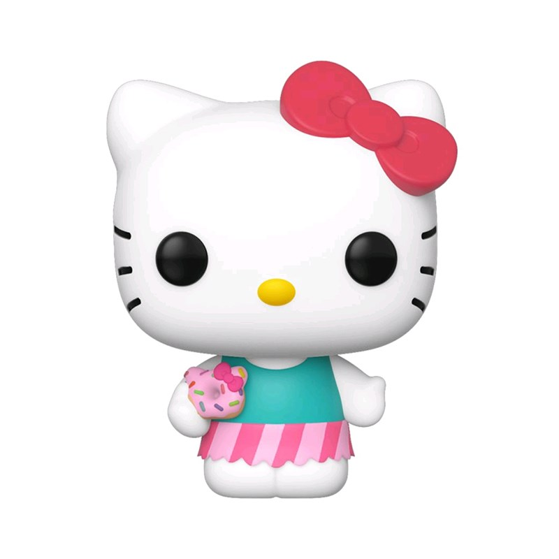 Hello Kitty - Hello Kitty Sweet Treat Pop! Vinyl - Overview 2