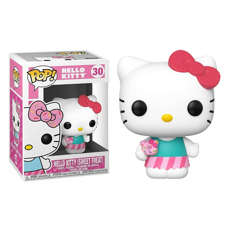 Hello Kitty - Hello Kitty Sweet Treat Pop! Vinyl - Overview 1