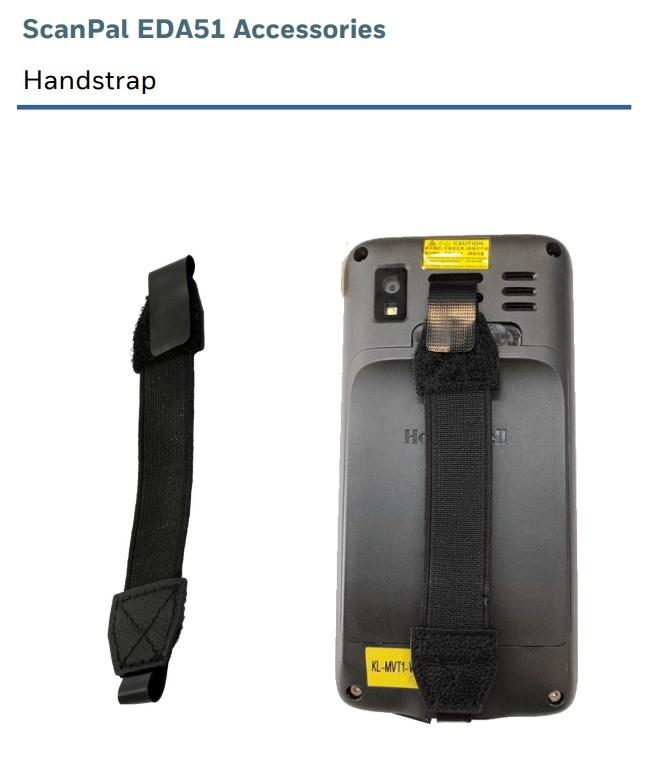 Honeywell ScanPal EDA51 Handstrap - Overview 1