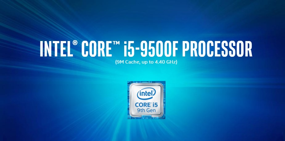 Intel Core i5 9500F Hexa Core LGA 1151 3.0 GHz CPU Processor - Overview 2