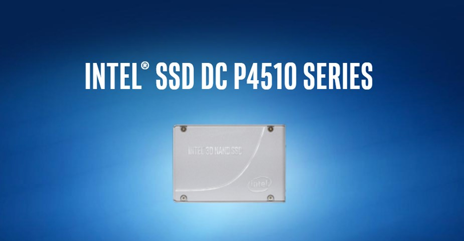 "Intel DC P4510 Series 8TB 2.5"" PCIe NVMe SSD SSDPE2KX080T801 - Overview 1"