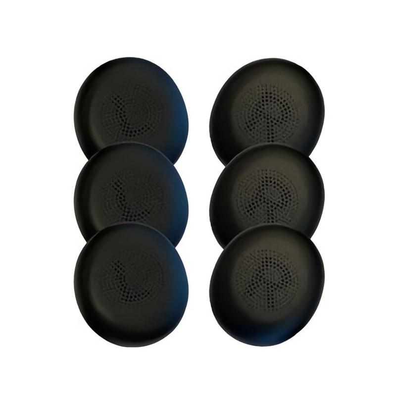 Jabra Evolve2 40/65 Ear Cushions 6 Pack - Black - Overview 1