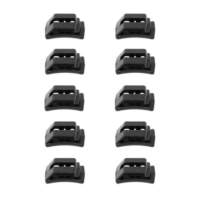 Jabra Quick Disconnect Cord Mount - 10 Pack - Overview 1