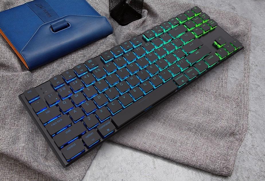 Keychron K1 TKL Wireless Bluetooth RGB Mechanical Keyboard  - Overview 2