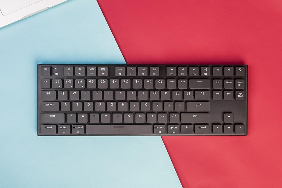 Keychron K1 TKL Wireless Bluetooth RGB Mechanical Keyboard  - Overview 3