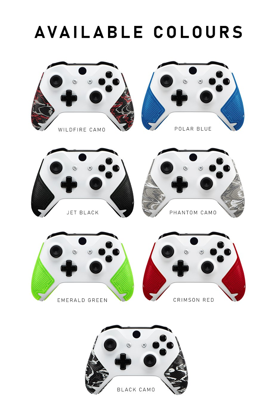 Lizard Skins DSP Controller Grip for XB1 - Overview 2