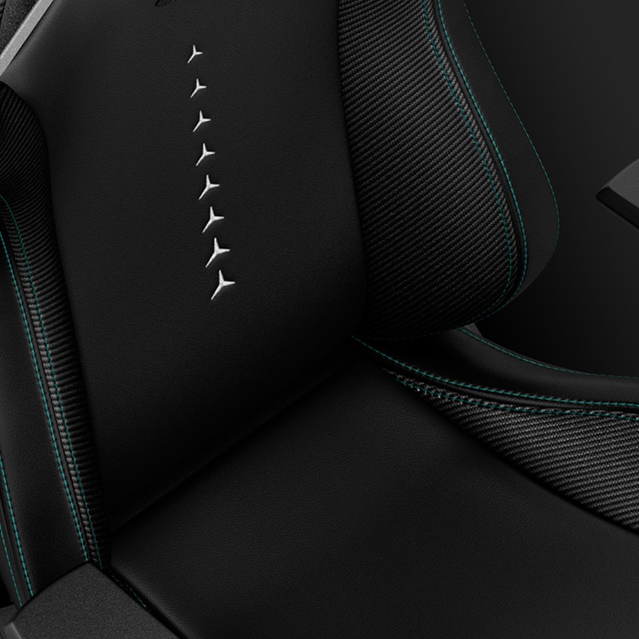 noblechairs EPIC Series PU Leather Gaming Chair - Mercedes-AMG Petronas Edition - Overview 6