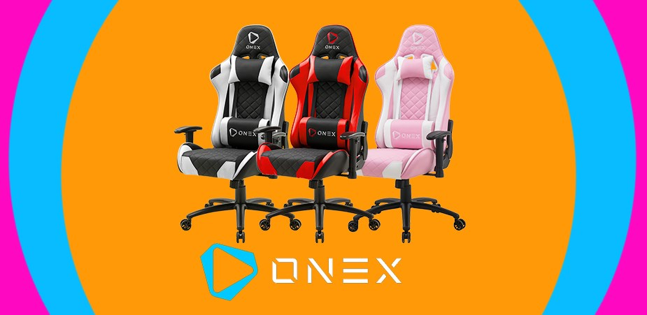 ONEX GX330 Series Faux Leather Office/Gaming Chair - Overview 1