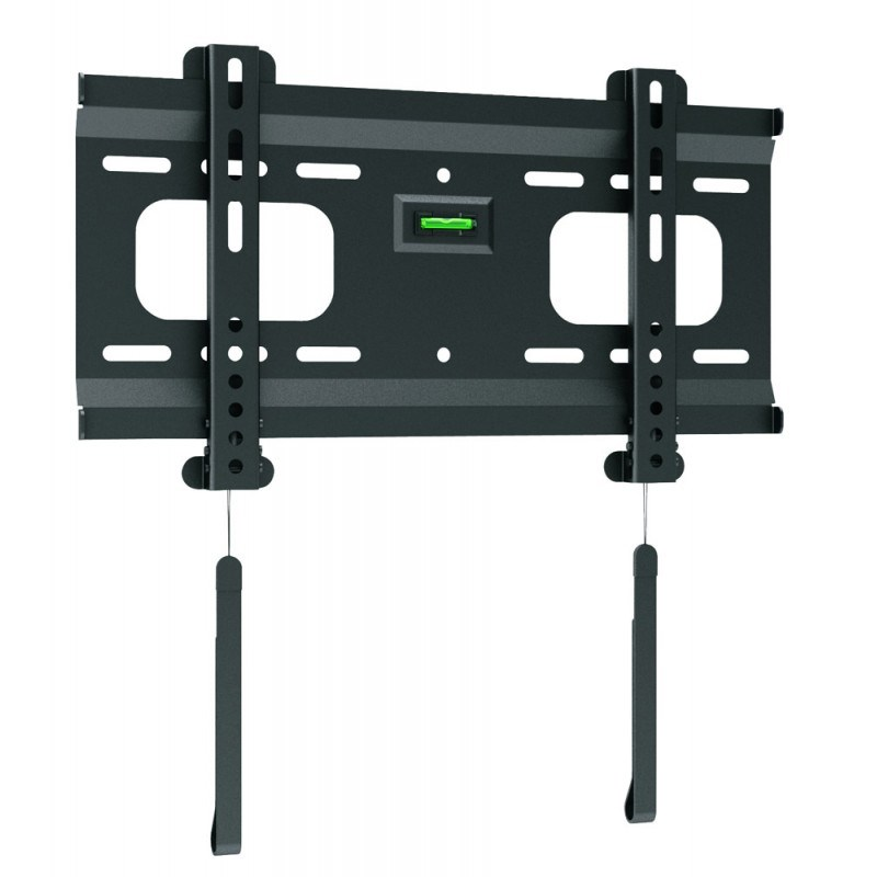 "Q-Tee PB-40B 23""-32"" TV Super Low 19mm Profile Wall Mount - Black - Overview 1"