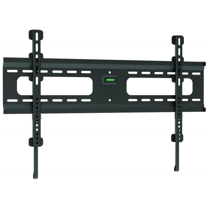 "Q-Tee PB-41B 40""-70"" TV Super Low 19mm Profile Wall Mount - Black - Overview 1"
