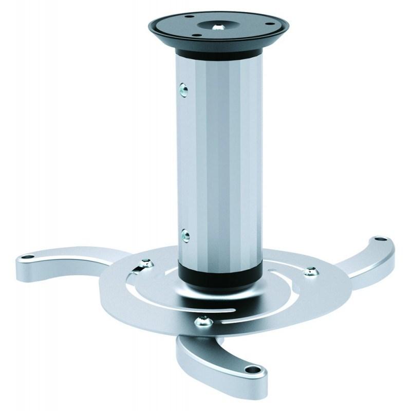 Q-Tee PBR-1 Aluminium Projector Ceiling Mount