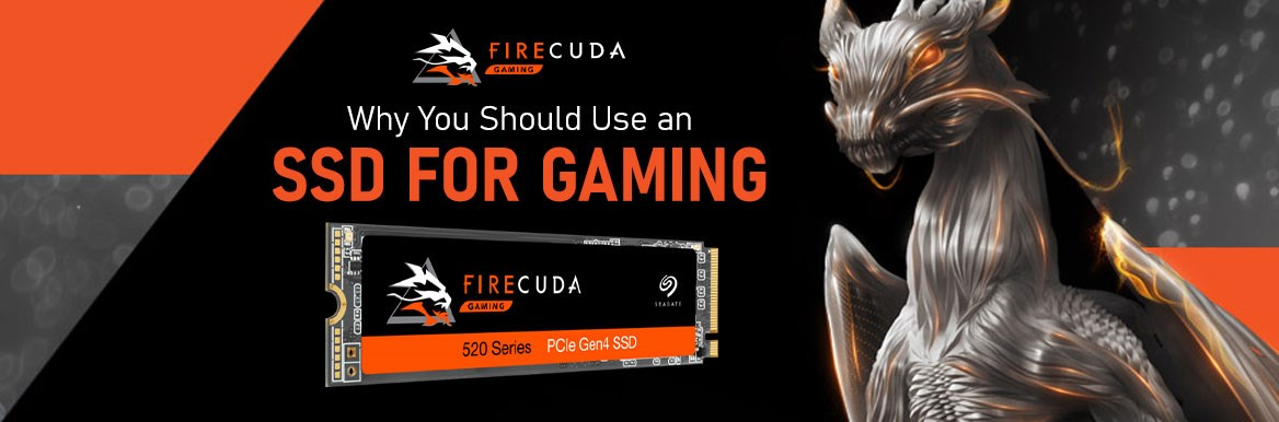 Why You Should Use an SSD for Gaming