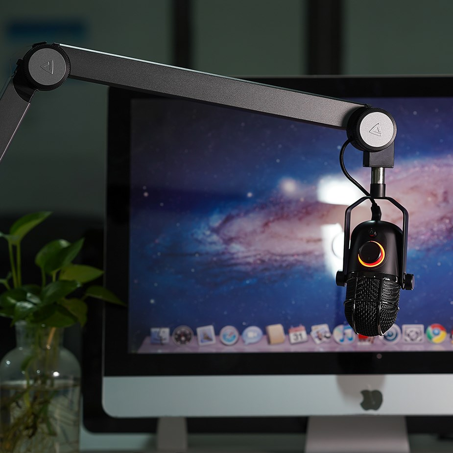 Thronmax S1 Caster Boom Desk Arm - Overview 5