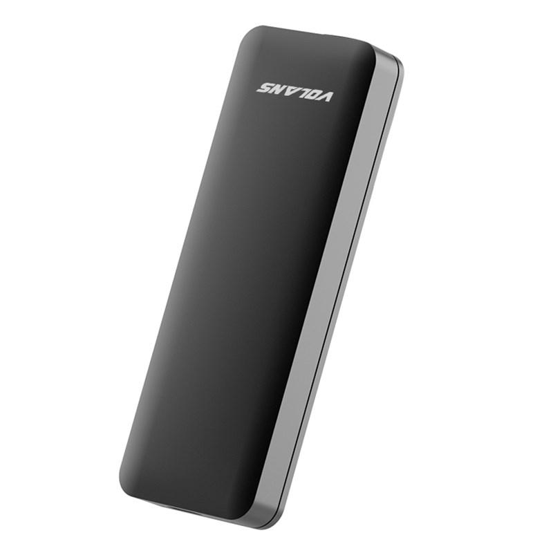 Volans VL-UCM2-T Aluminium NVMe M.2 SSD to USB 3.1 Type-C Enclosure - Overview 1