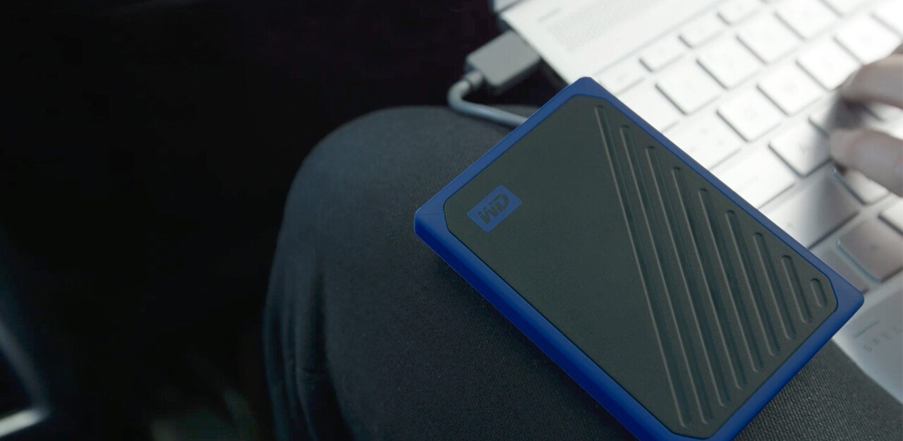 WD My Passport Go External Portable Storage - Picture 5